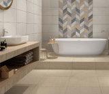 Плитка пола анти- скида украшения деревенская для ванной комнаты