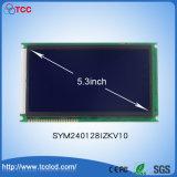 Sym240X128 Izkv10 5.3inch LCD 240128 de Grafische SMT LCD Vertoning van de Module