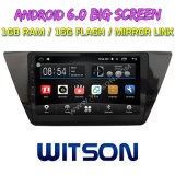 "Witson 10.2 "" 폭스바겐 Touran 2016년을%s Big Screen Android 6.0 Car DVD"