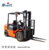 Zhejiang-Gabelstapler 3t 3.5t Duplex-/Triplex anhebender Dieseldes Mast-3m-6m gabelstapler