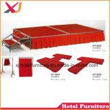 전람 옥외를 위한 Foldable LED 춤 단계 Wedding 당 또는 호텔 또는 쇼