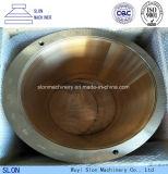 China britador de cone excêntrico partes separadas de fábrica OEM bucha bucha de bronze