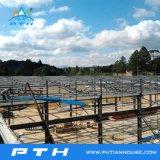 Gebrauchsfertige Stahlkonstruktion-vorfabrizierte Fabrik oder Lager