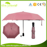 3-Section ouvert automatique pliant Mini&#160 ; Parapluie