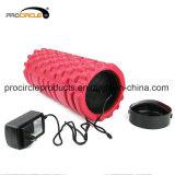 Procircle EVA Red Eléctrica de 3 velocidades vibra rodillo de espuma
