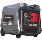 генератор газолина частоты 3000W цифров переменный