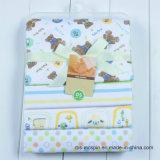 A alta qualidade 100% fêz malha o jogo do cobertor dos cuidados do sono do bebê do algodão