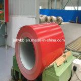 Tipo d'acciaio laminato a freddo d'acciaio di Ral della bobina ricoperto colore della lamiera di acciaio del materiale da costruzione Ss40