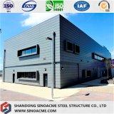 Sinoacme ha prefabbricato la costruzione dell'edificio per uffici della struttura d'acciaio