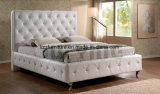 [أوفوستري] حديث أثاث لازم غرفة نوم سرير مع جلد تغطية