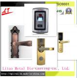 Zink-Legierung Druckguß für Tür-Drehknopf mit Überzug