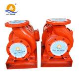 La fine orizzontale di interurbana coppia la pompa ad acqua per irrigazione