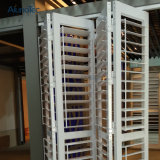 Otturatori Bifold di alluminio registrabili della piantagione dell'otturatore