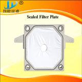 Rebajado de PE placa filtrante sin fugas