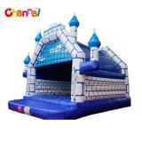 Ritter-aufblasbares springendes Schloss Chb587