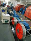 Câble à grande vitesse Machine&#160 de vrillage tubulaire ; (CERTIFICATS DE CE/PATENT)