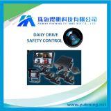 Авто частей погрузчика камеры и радиолокационный датчик
