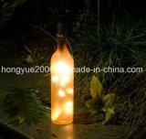 Luzes do frasco do diodo emissor de luz do desenho do quarto DIY do partido da decoração do Natal