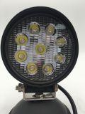 A compatibilidade electrónica quente aprovou em volta da luz do trabalho do diodo emissor de luz de 27W Epistar (Gt2009-27W)
