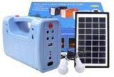 mini sistema di illuminazione solare 5With3W con tecnologia solare del LED ed ultra tecnologia di potere basso