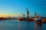 Consolidação de frete marítimo LCL Guangzhou para o Leste da África