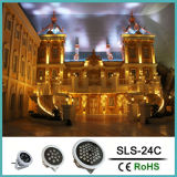 Forma redonda de DC24V 36 W Foco LED