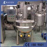 La Chine en acier inoxydable 500L Bouilloire bouilloire de réaction de cuisson