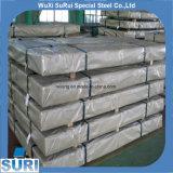 Hoja de acero inoxidable de la categoría alimenticia de Tisco 304 con la película del PVC