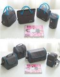La bolsa termal aislada portable del refrigerador del alimento lleva el bolso del almuerzo del caso