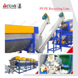PP EP Waste Plastic Washing and Recycling Machine