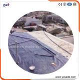 Membrana impermeable de caucho EPDM para techos expuestos con resistencia UV