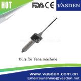 2.0Mm Yena CAD/CAM стоматологическая фрезерования Bur для обработки стоматологических обедненной смеси к блоку цилиндров