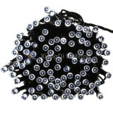 5mm小型RGB LEDストリングライトEnbrighten型はLED暖かい白およびカラー変更の喫茶店ストリングライトに味をつける