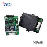 12V Universal/24V 2 canais de Gate/Receptor de Controle Remoto de Garagem mas428PC
