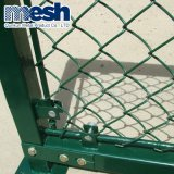 Maillon de chaîne en acier galvanisé à bas prix sur la vente de clôture
