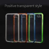 Ultra finos novos Waterproof a caixa transparente colorida do telefone de pilha da proteção