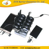 Bewegliche einziehbare USB-Kabel-Großhandelsbandspule für alle beweglichen Aufladeeinheiten