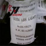 Luz original 99.2% da cinza de soda do preço do competidor de China (carbonato de sódio