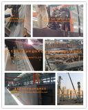 Zusammengeballter eingetauchtes Elektroschweißen-Fluss Sj101 für h-Träger-Stahl
