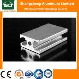 Profil en aluminium d'extrusion de l'alliage 6063 T5, profil en aluminium d'extrusion
