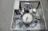 A máquina de embalagem giratória do malote de Doypack para o malote de pé do malote do Zipper do grânulo Pre-Fêz o malote