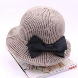 Hot Sale godet personnalisé Hat Fashion Mesdames Hat Cap d'hiver