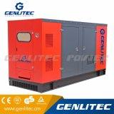 Высокое качество оригинального двигателя Cummins 200 квт бесшумный дизельный генератор
