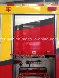 Het Broodje van het Aluminium van de Vrachtwagen van de brandbestrijding op het Blind van de Rol van de Deur
