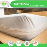 Protector completo del colchón - impermeabilizar el Encasement ajustado del colchón de la cubierta de colchón del vinilo libremente