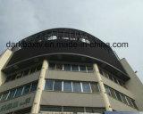 Visualización de LED al aire libre material da alta temperatura de +80 grados en Indonesia popular Colombia el Brasil Congo