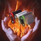 Batería móvil al por mayor de la potencia de la fábrica con la función del calentador de la mano