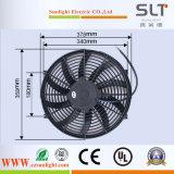 il ventilatore di scarico di raffreddamento 12V di 130mm con registra la velocità
