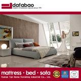 Tissu lavable lit pour chambre à coucher Mobilier de l'utilisation G7001