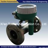 Rotameter líquido da câmara de ar do metal de Digitas com interruptor para o gás, água